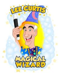 Lee Curtis Magical Wizard caricature
