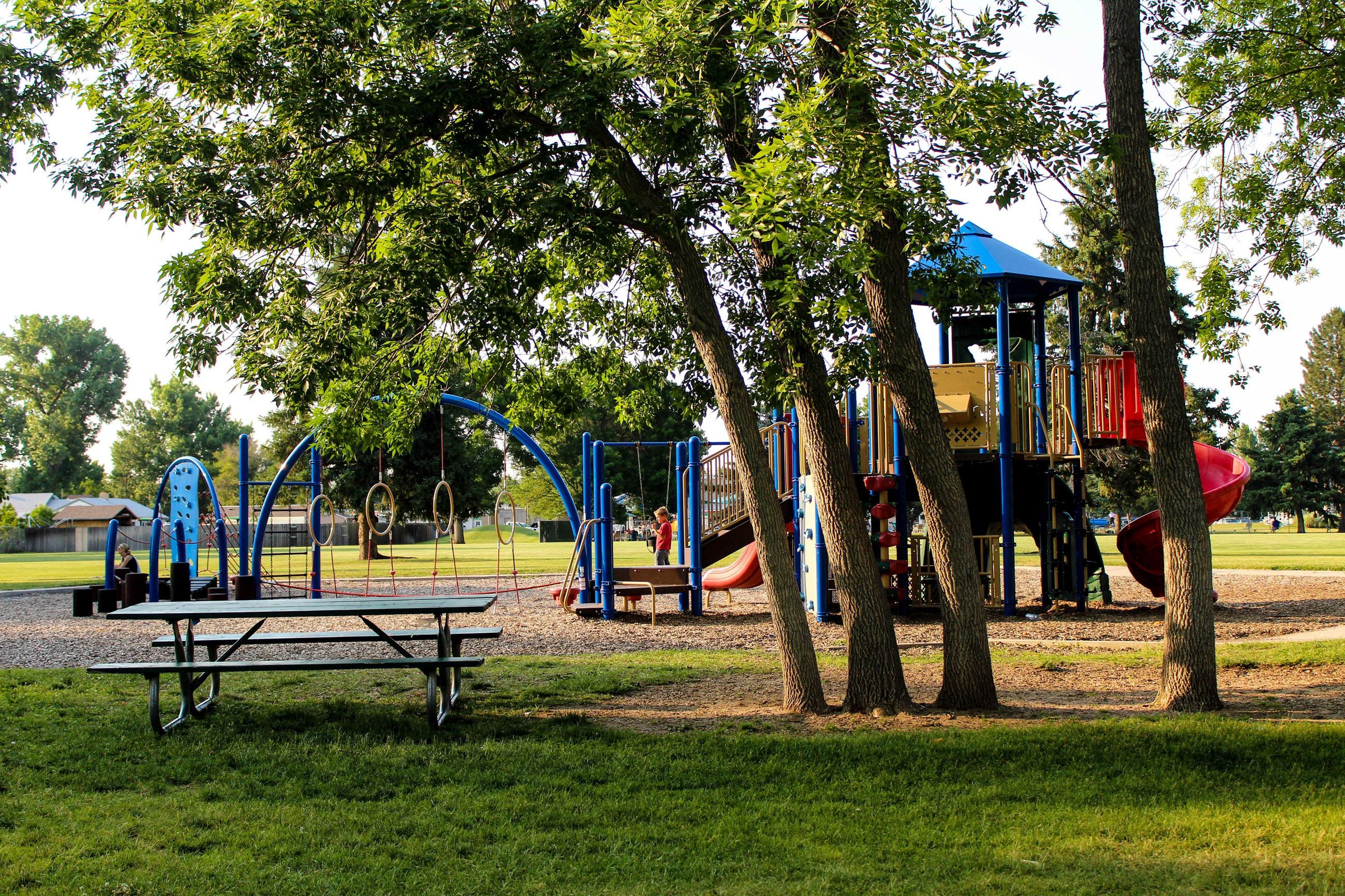 Anderson Park Playground equipment